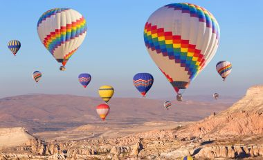 Private 4 Days Cappadocia Pamukkale and Ephesus Tour from Istanbul