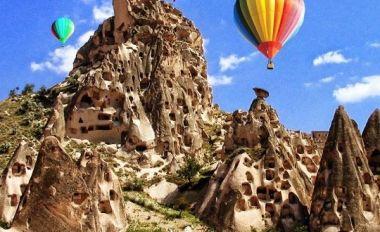 8 days Gallipoli, Troy, Pergamum, Ephesus, Pamukkale and Cappadocia Tour