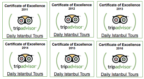 Turkey Tripadvisor Number 1 Tour Operator