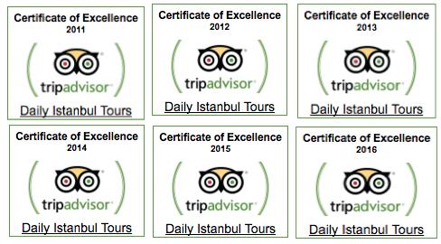 Turkey Tripadvisor Number 1 Tour Operator